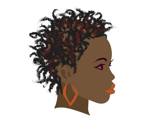 All are compatible with cricut design space or silhouette. clip art afro 20 free Cliparts   Download images on ...