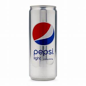 Pepsi Light Soft Drink In Can 330 Ml Fmcg Product - Buy ...