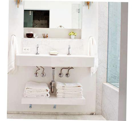 bathroom towel ideas bathroom towel storage ideas creative 2016 ellecrafts