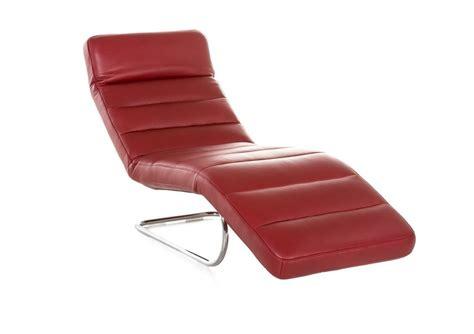 chaises cuir chaise longue cuir design controlbody cuir 65 cm