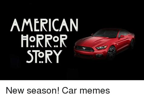 New Car Meme - funny american horror story memes of 2017 on sizzle