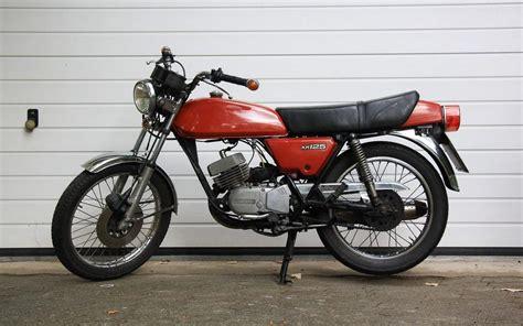 Kh Kawasaki by Die Kawasaki Kh 125 1977 1981 Fahrspa 223 F 252 R Sparf 252 Chse