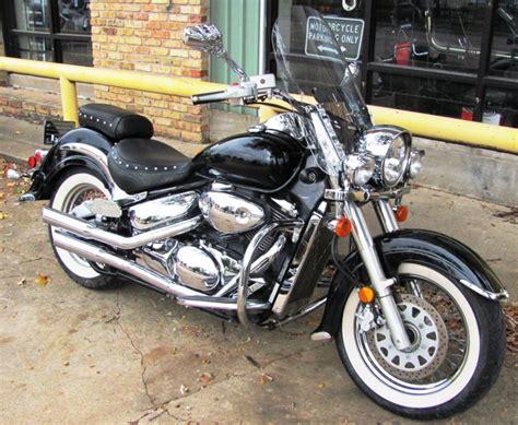 2007 Suzuki Boulevard C50t Used Cruiser Street Bike