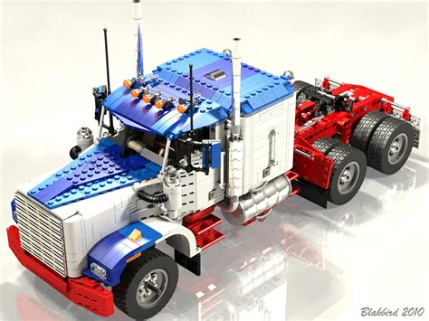 lego truck ingmar spijkhoven trucks and trailers lego technic and