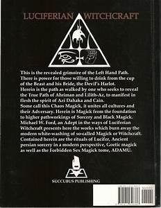 Witchcraft   Luciferian Witchcraft