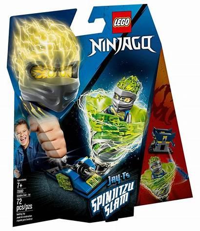 Ninjago Spinjitzu Slam Jay Fandom