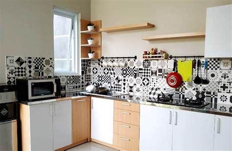 tren desain dapur minimalis