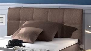 Matratze 120x200 Federkern : boxspringbett new bedford 1 in stoff braun federkern bettkasten 120 cm ~ Indierocktalk.com Haus und Dekorationen