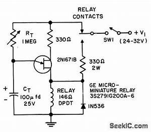 Pole Relay Wiring Diagram Furthermore Time Delay Relay Circuit ... on
