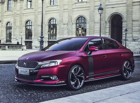 Citroen Automobiles by Citroen Ds 5ls R Concept Previewed Before Beijing Debut