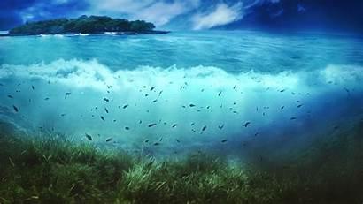 Sea Wallpapers Background Undersea Windows Backgrounds Desktop