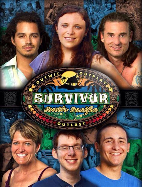 Survivor Season 23 South Pacific   Survivor tv show ...