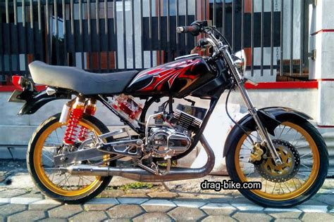 Rx King Hitam Modifikasi by 60 Foto Gambar Modifikasi Rx King Modif Keren Air Brush