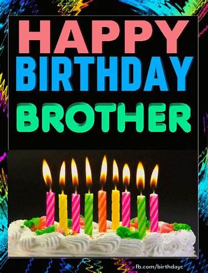 Brother Birthday Happy Gifs Tenor Bday October
