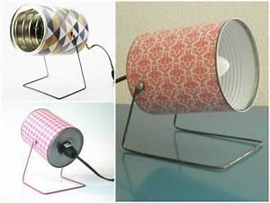 Tischlampe Selber Bauen : diy ideen so abwechslungsreich kann es auch sein ~ Michelbontemps.com Haus und Dekorationen