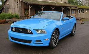 2013 Ford Mustang GT 5.0 Convertible First Drive | Review | Car and Driver