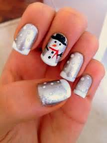 New christmas nail art designs and tattoo
