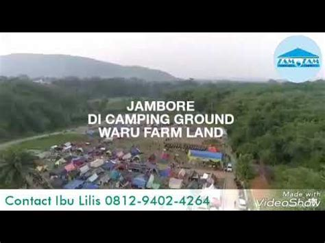 camping ground waru farm land tegal waru ciampea bogor