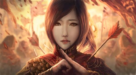 warrior fantasy art wallpapers hd desktop  mobile