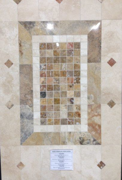 consider a mockup for your tile installation project the