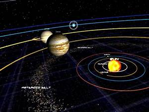 Rotating Solar System Pictures Software