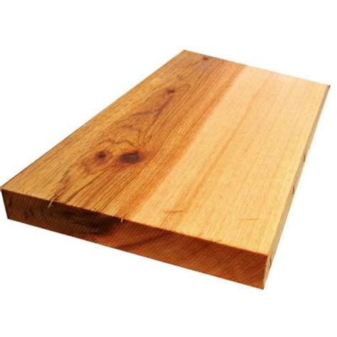 cedar wood planks home depot 2 in x 4 in x 8 ft s4s green western red cedar lumber 0509238 the home depot
