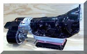 4l80e Transmission  Full Manual