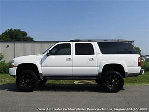 2003 Chevrolet Suburban 1500 Lt Z71 Lifted 4x4 Loaded  Sold