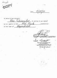 amazing notarized template model resume ideas namanasacom With notary presentment template