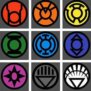 All Lantern Symbols