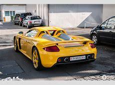 Porsche Carrera GT 9 March 2016 Autogespot