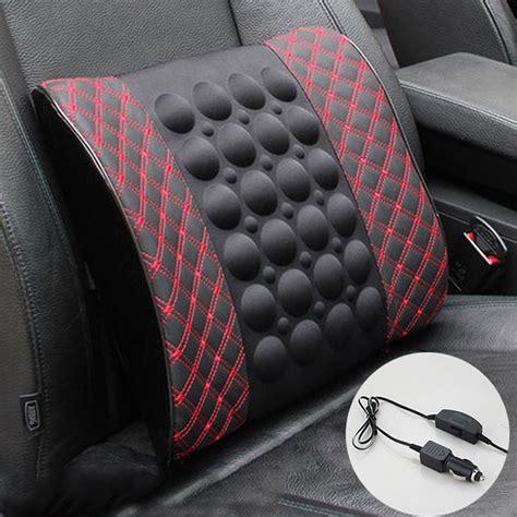 Back Cusion - 1pc electric lumbar cushion car waist cushion for