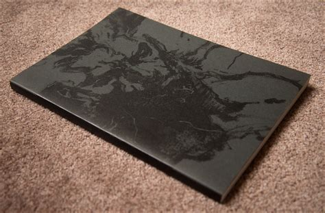informer metal cover close up the art of metal gear solid 2 book metal gear
