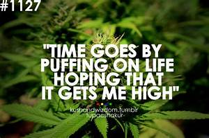 weed quote on Tumblr