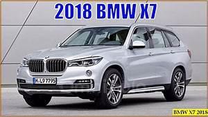 X6 5 Places : bmw x7 2018 new 2018 bmw x7 suv reviews interior and exterior youtube ~ Gottalentnigeria.com Avis de Voitures