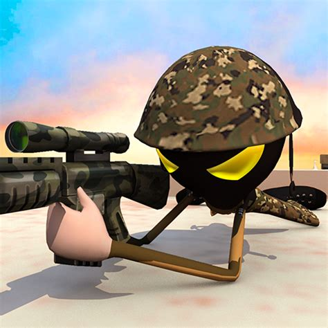Stickman Shooter: Modern Warrior v1.1 (Mod Apk Money ...