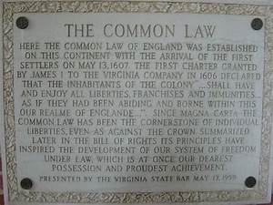 Diagram Of Common Law