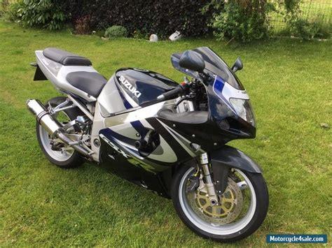 Suzuki 750 Gsxr For Sale by 2000 Suzuki Gsx R For Sale In United Kingdom