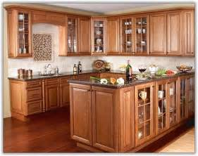 kitchen ideas pictures american walnut cabinets kitchen home design ideas