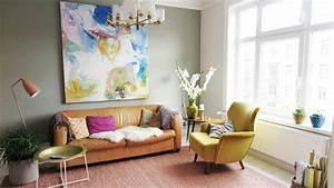 Wohnraum Farbgestaltung Ideen : die sch nsten ideen f r deine wandfarbe ~ Sanjose-hotels-ca.com Haus und Dekorationen