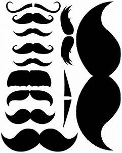 search results for the lorax mustache printable template With mustache print out template