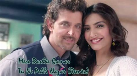 Best Hindi Love Song Mere Rashke Oamar Tu Ne Mp3, Best Mp3