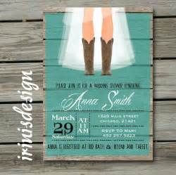 rustic wedding shower invitations rustic bridal shower hoedown wedding invitation 2222459 weddbook
