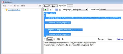add quotes to string c#