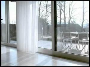 Gardinen Große Fensterfront : video ber gardinen und vorh nge mit spezieller wave ~ Michelbontemps.com Haus und Dekorationen