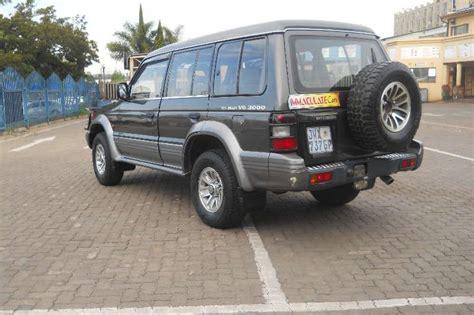 1994 mitsubishi pajero v6 3000 cars for sale in gauteng r 59 950 on auto mart