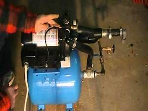 Well Trouble   Losing Water Pressure Pump Not Cutting In