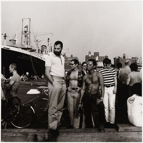 Pier Queer by Greenwich Village Waterfront Nyc Lgbt Historic Sites Project