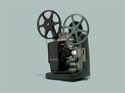 Projector Film Technology Super Relics Cinema Animation