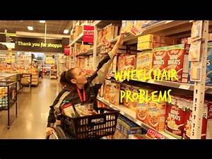 Wheelchair Problems - YouTube